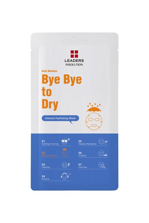 Daily Wonders Bye bye to dry