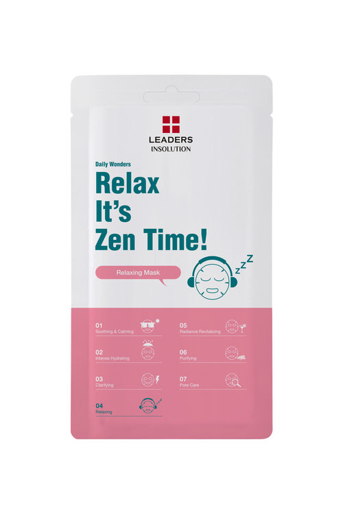 Daily Wonders Relax t's zen time