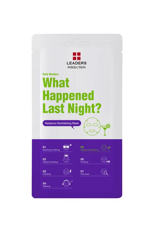 Daily Wonders What happened last night