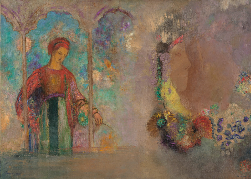 odilon_painting