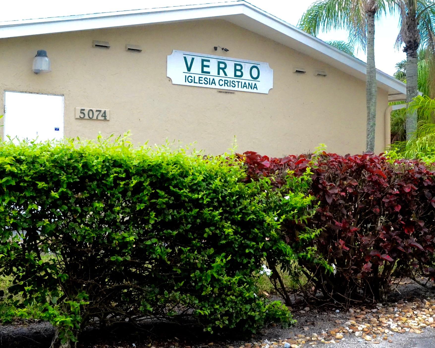 IGLESIA CRISTIANA VERBO WEST PALM BEACH   5074 Palm Beach Canal RD. West Palm Beach, Fl 33415