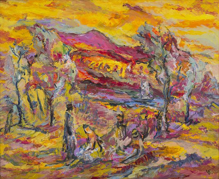 Autumn in Gatchina (2002)