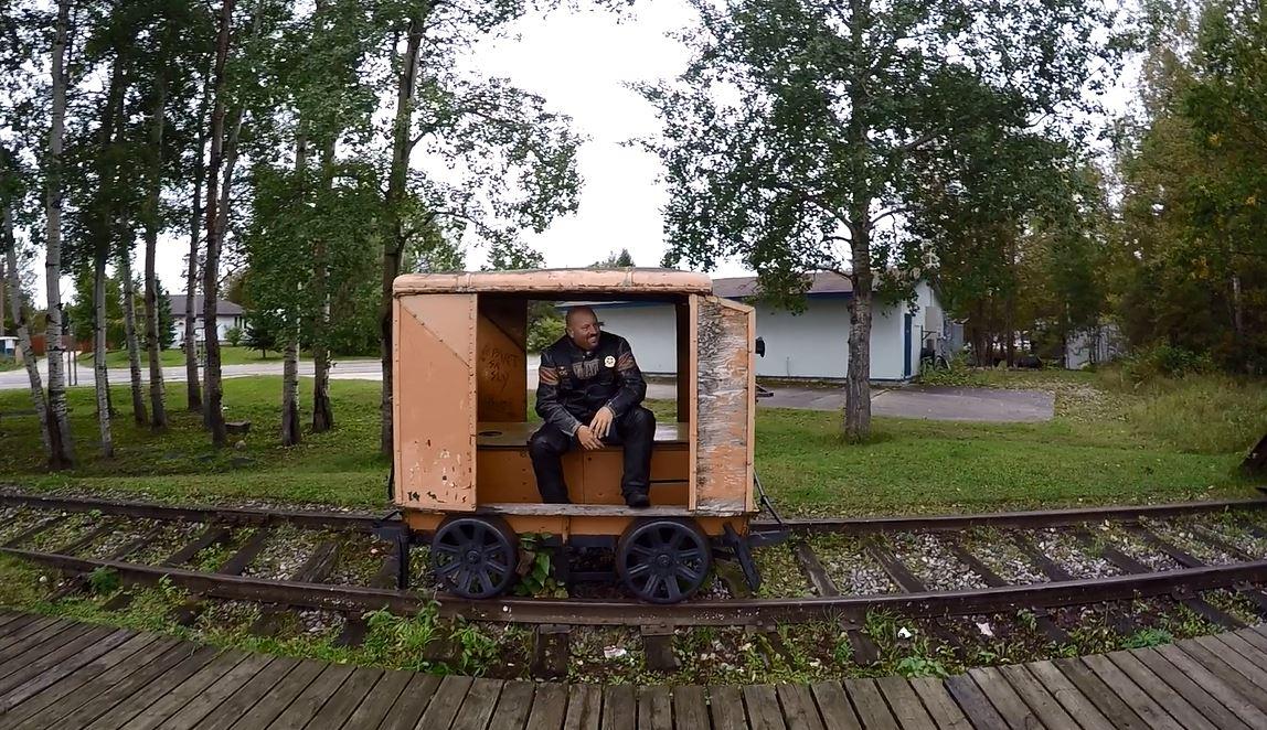 Train with Ronnie.JPG