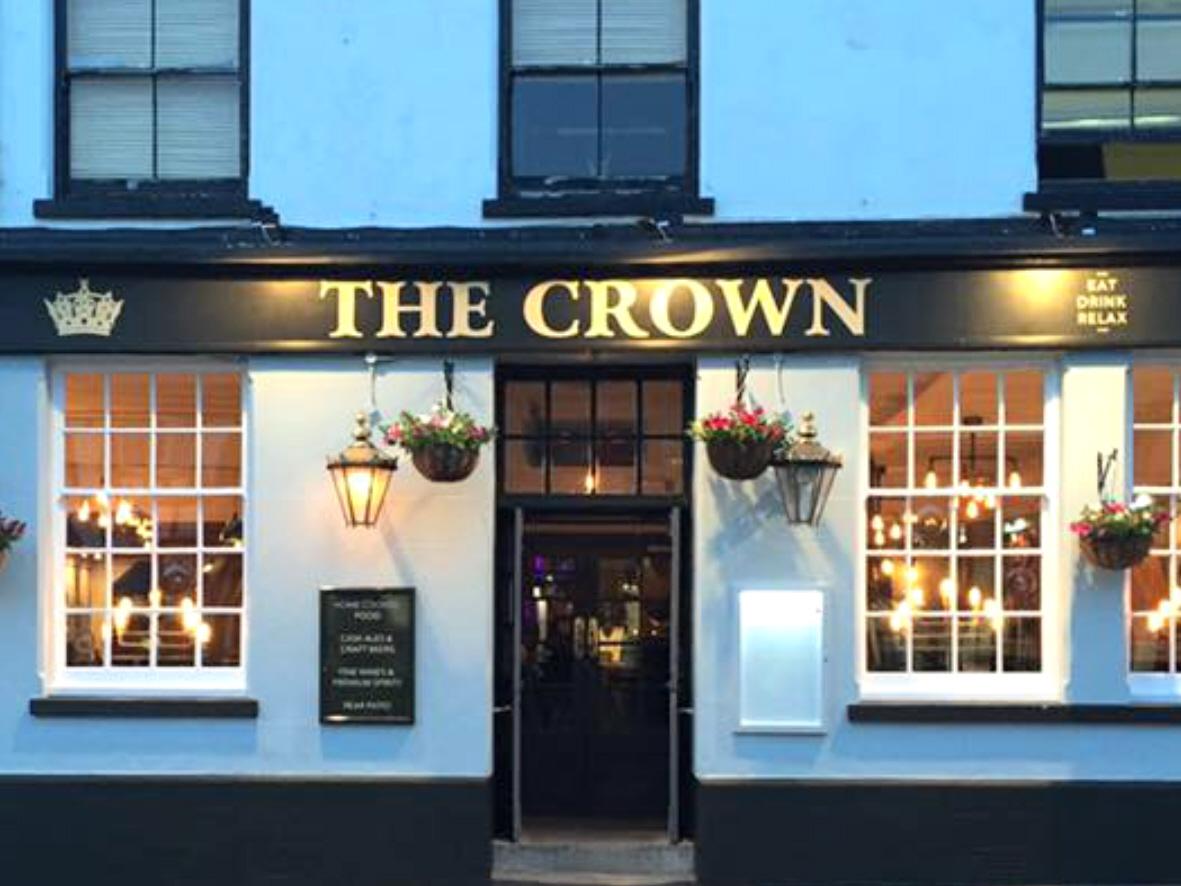The Crown in East Grinstead