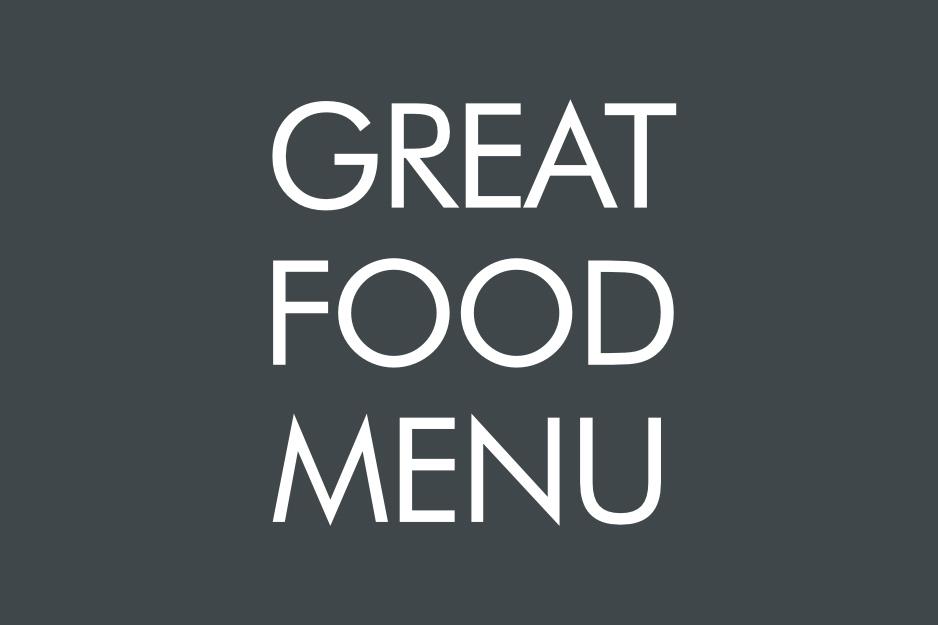 Crown Pub in East Grinstead Great Food Menu