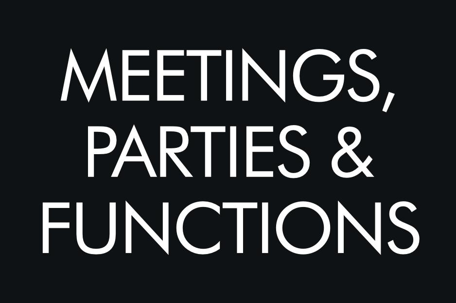 Crown Pub in East Grinstead Meetings, Parties & Functions