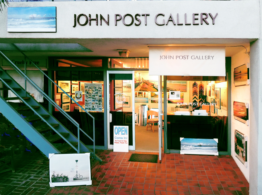 John Post Gallery in Manhattan Beach, CA