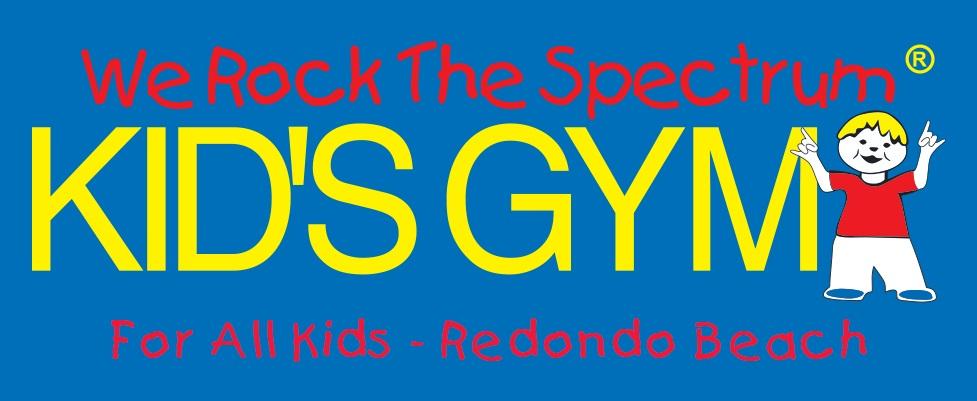 We Rock The Spectrum Kid's Gym Logo.