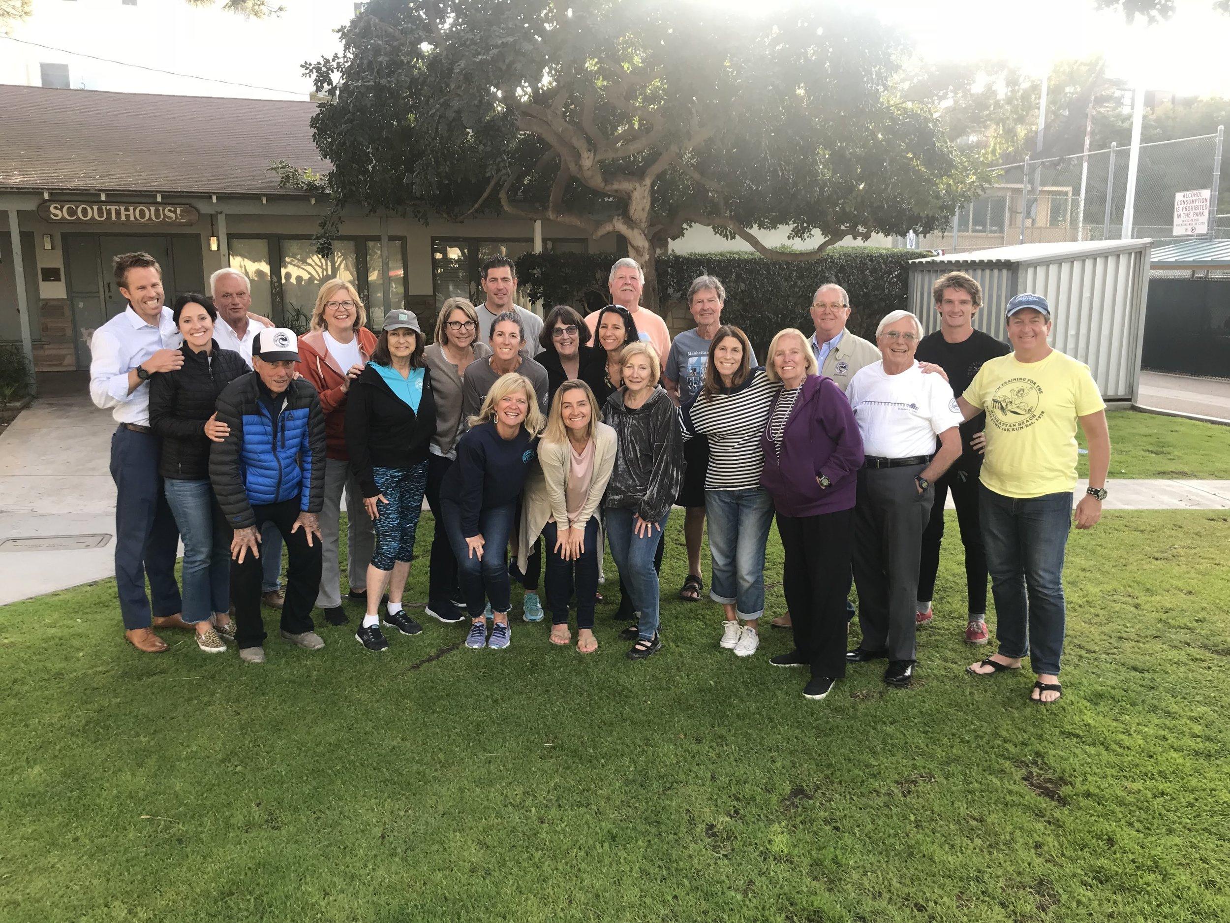 2018 MB10k Committee Members.
