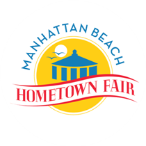 Manhattan Beach Hometown Fair Logo.