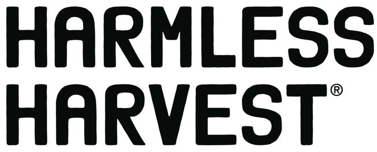 Harmless Harvest Logo.