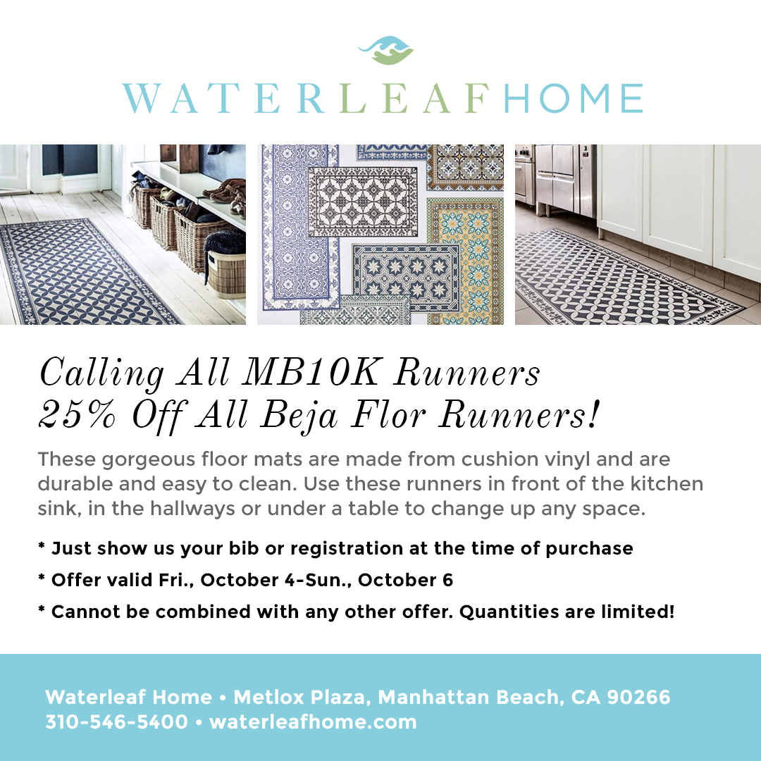 Waterleaf Home MB10k Bib Promo