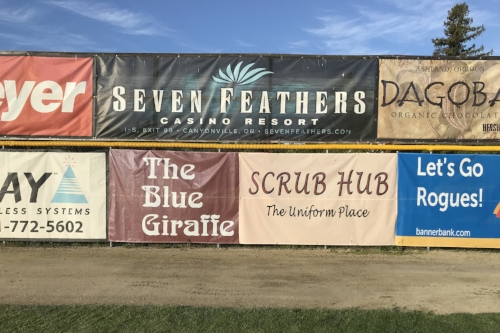 High Wind Banners -