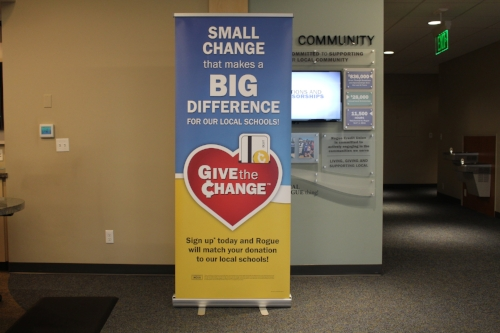 Pop-Up Banners -