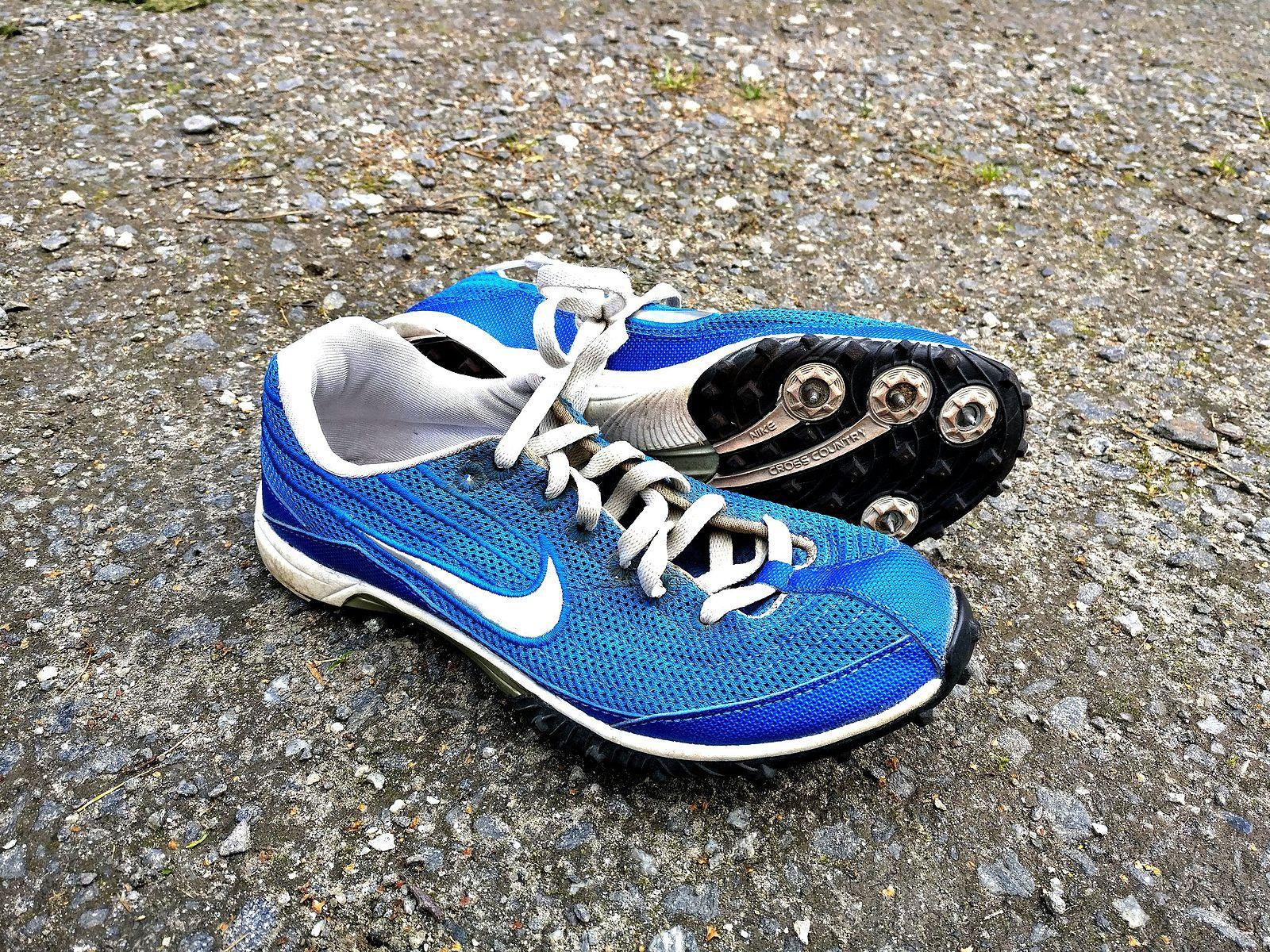 Nike Track Spikes  By  Santeri Viinamäki