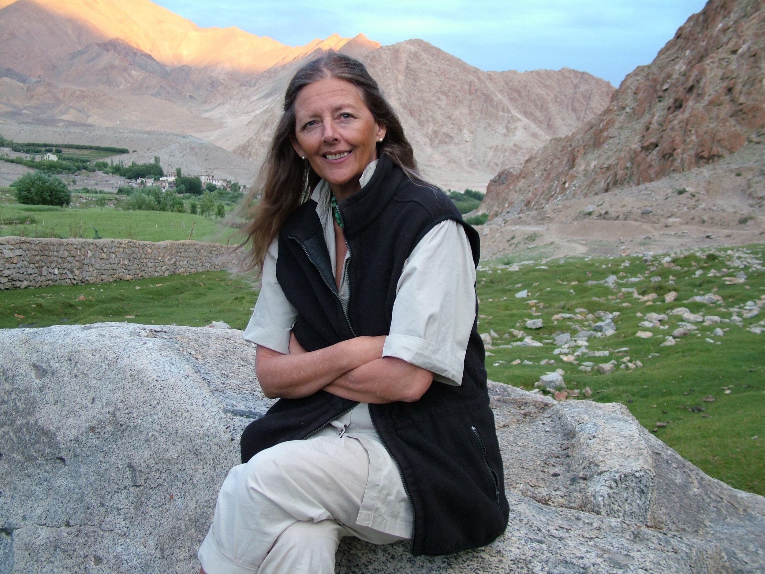 Helena Norberg-Hodge, Ladakh, India