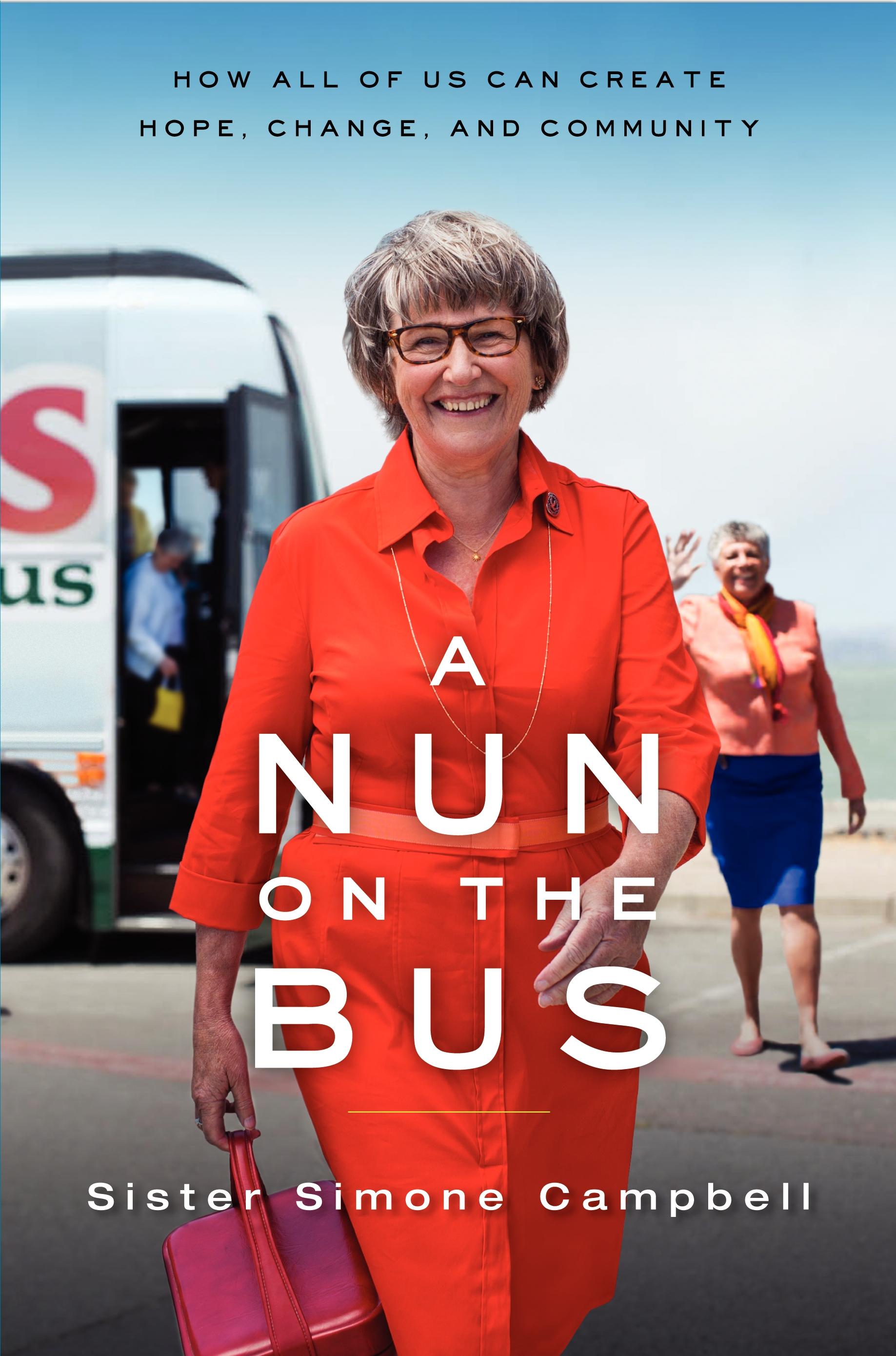 Sister Simone's Book: A Nun on the Bus