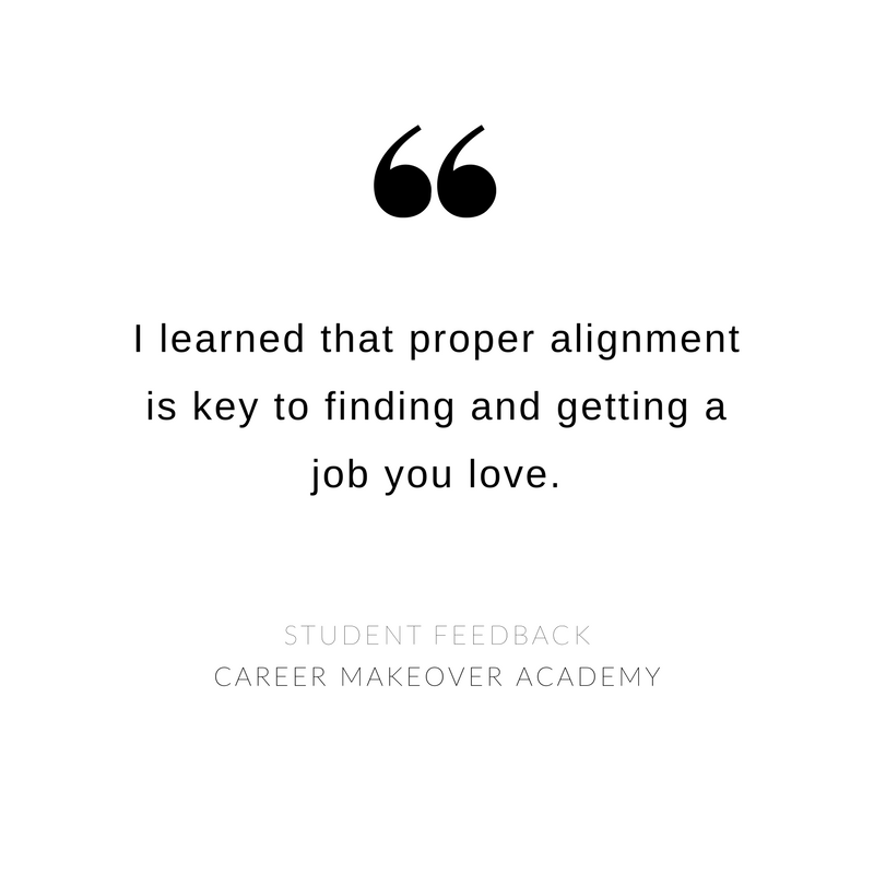 Career Makeover Academy - Student Feedback 2