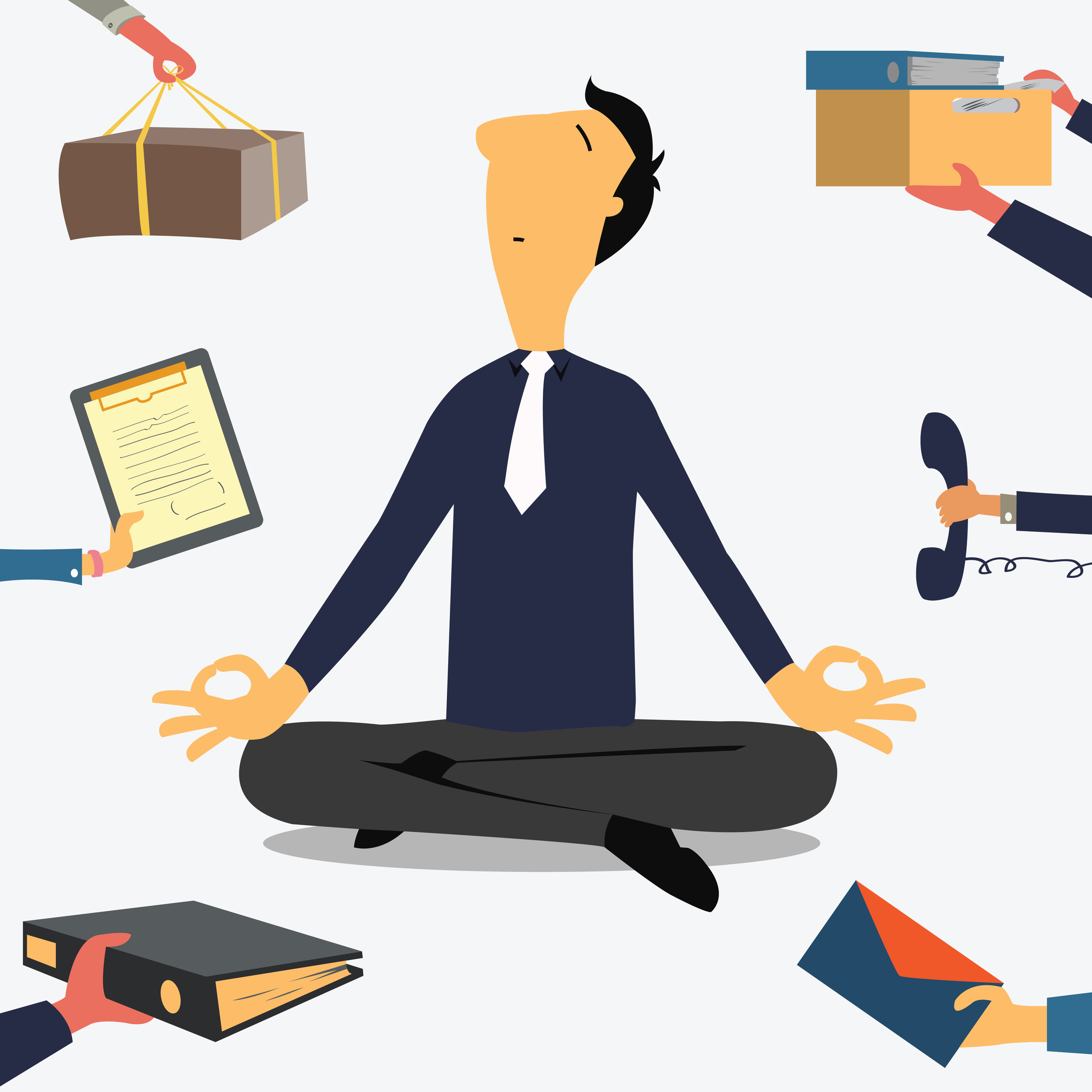 10 Tips for Managing Stress, Anxiety, and Panic Attacks - Career Makeover Academy