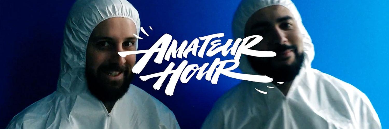 Seattle DJ duo  Amateur Hour !