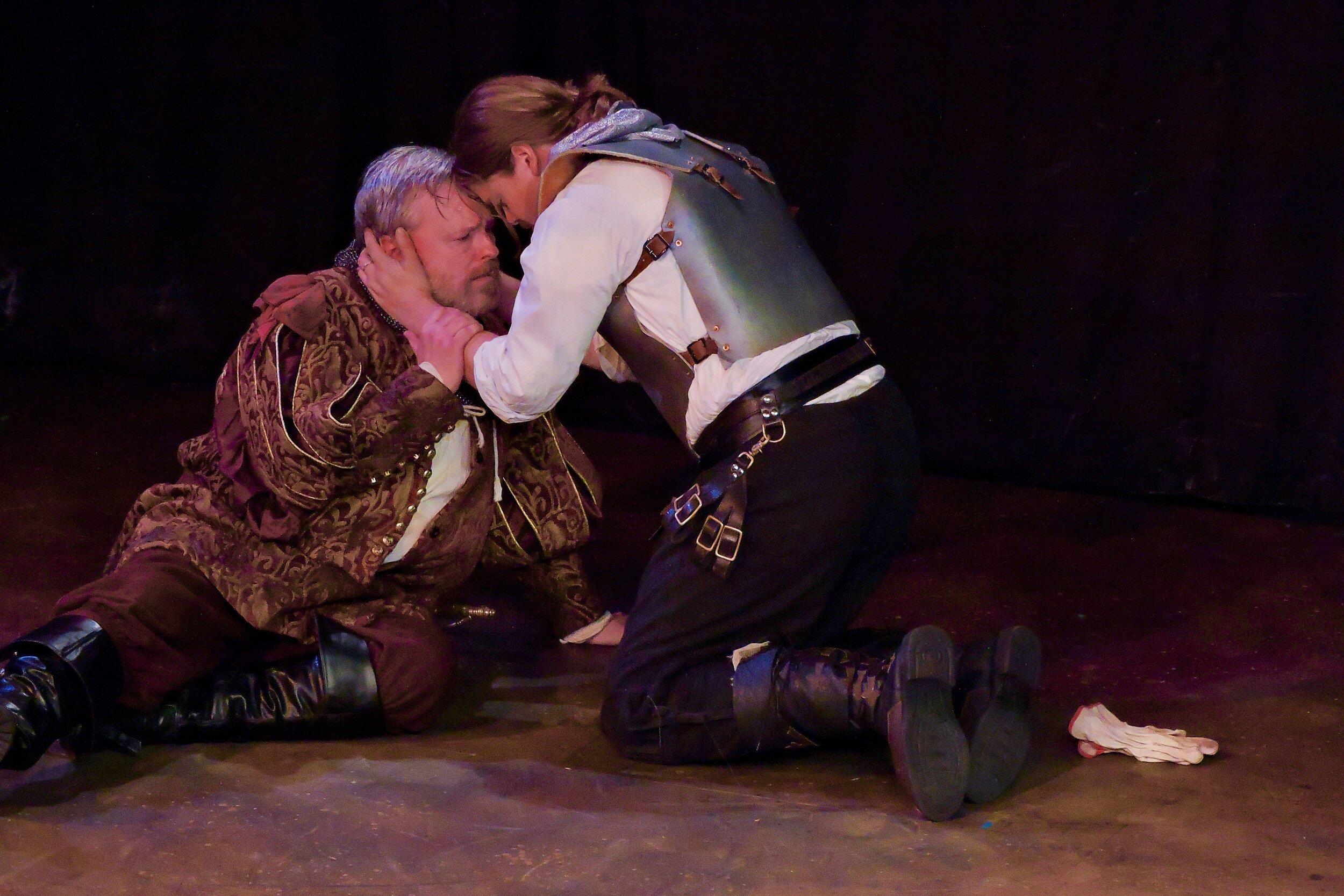 King Henry IV, Part !, International Shakespeare Center Santa Fe, 2019. Photo by Katrin Talbot