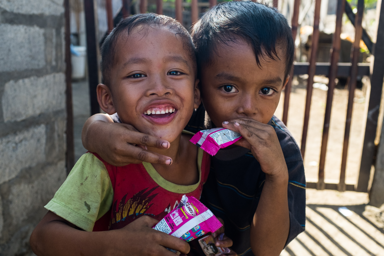 Tulamben Village, Bali, Indonesia