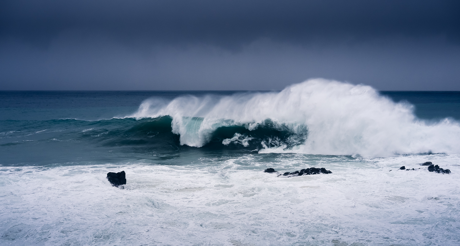 Before the Storm, Hurricane Sandra, Los Cabos, Mexico