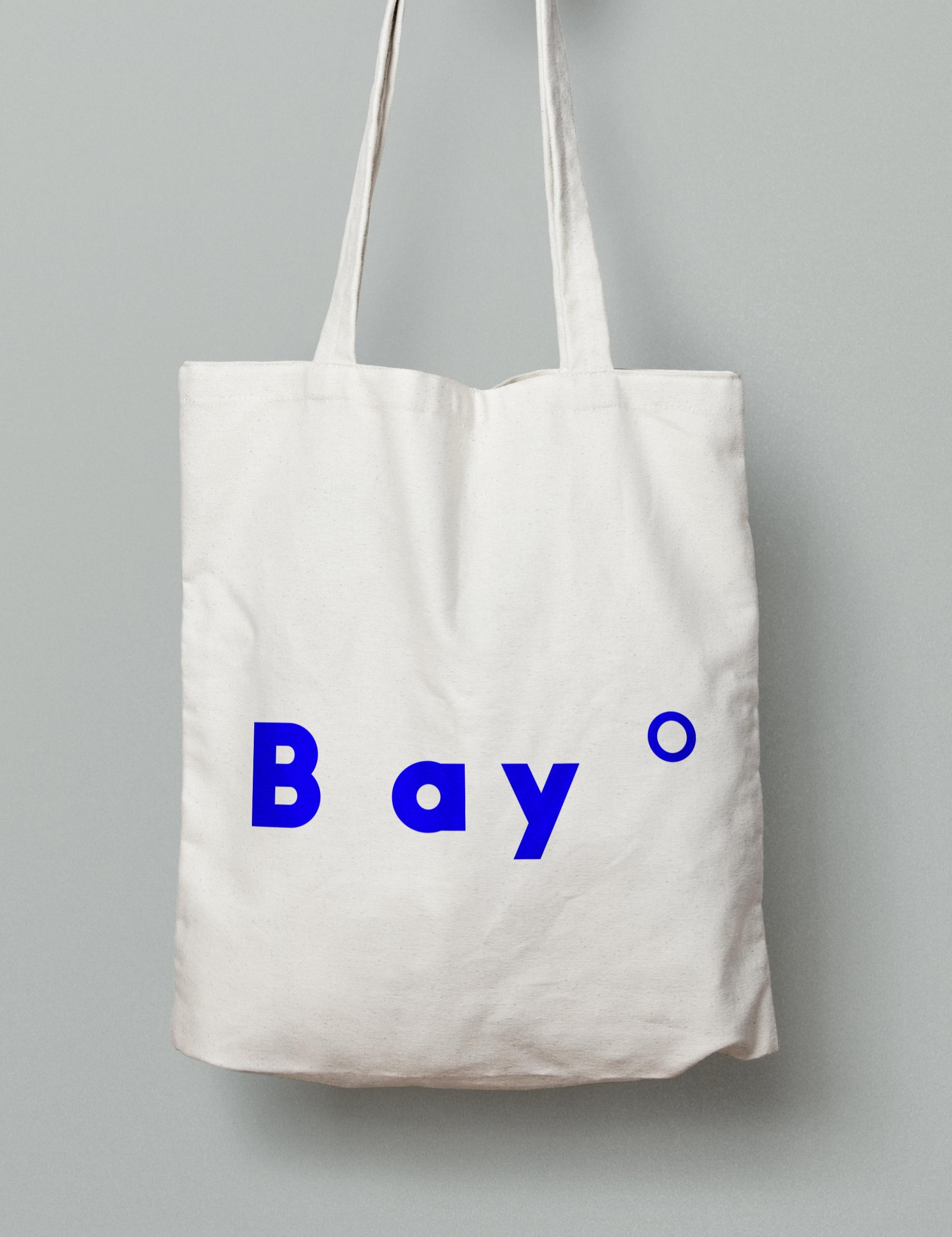 Bay gallery / brand design