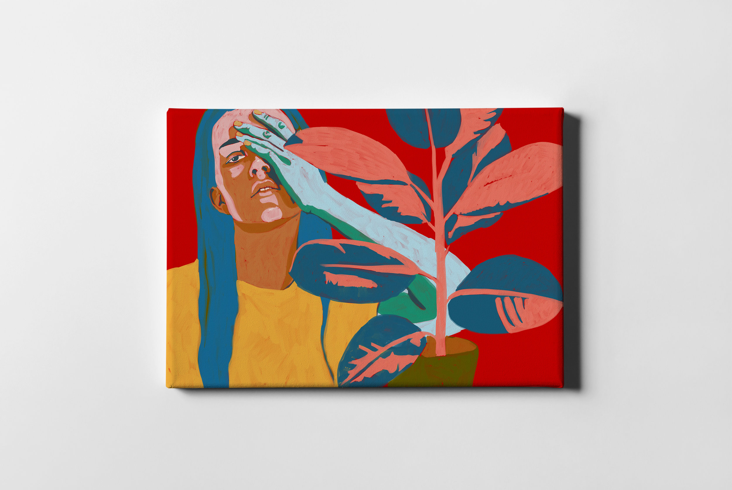 saint southwest studio / painting