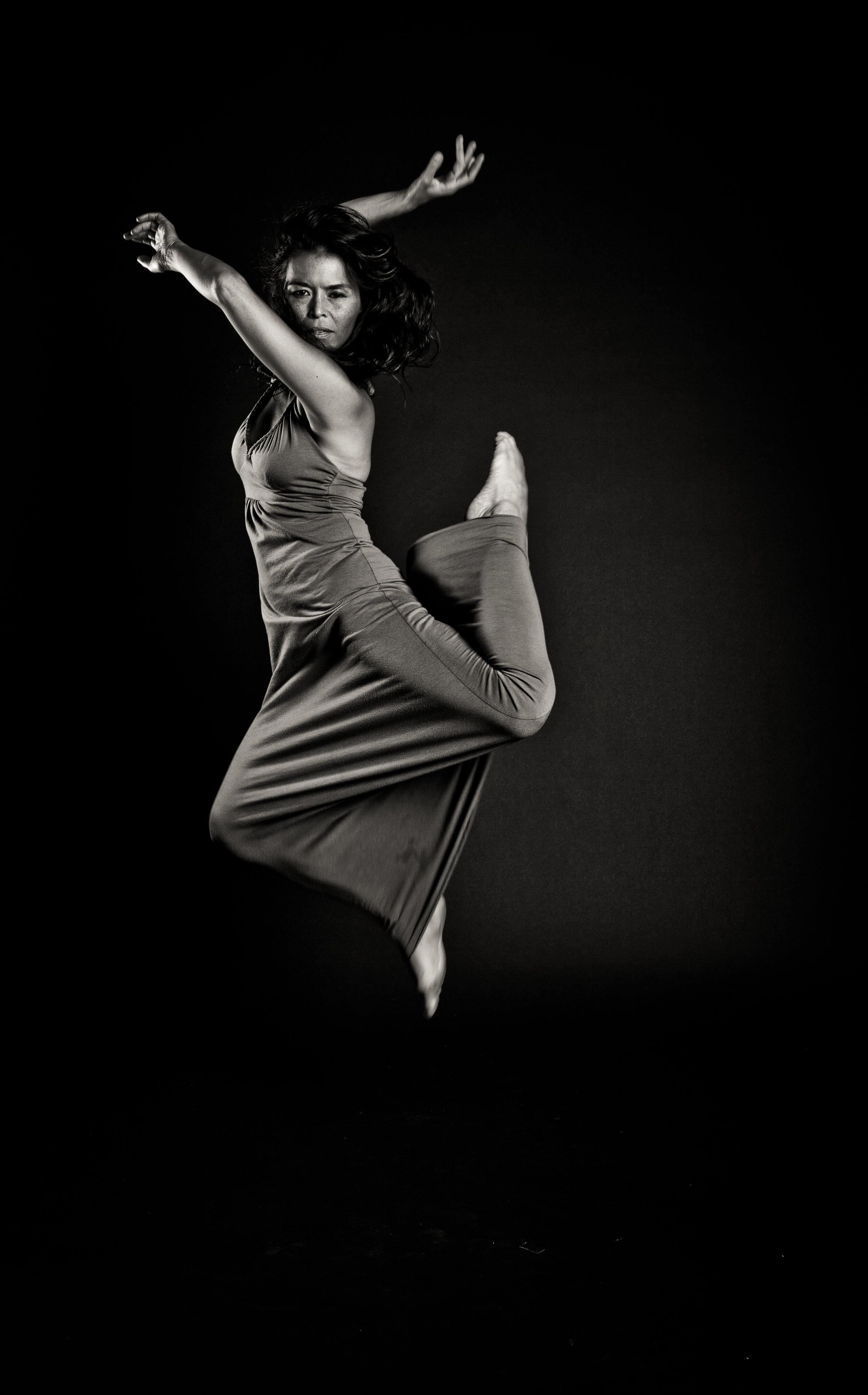 Dancing earth, Sante Fe / photography