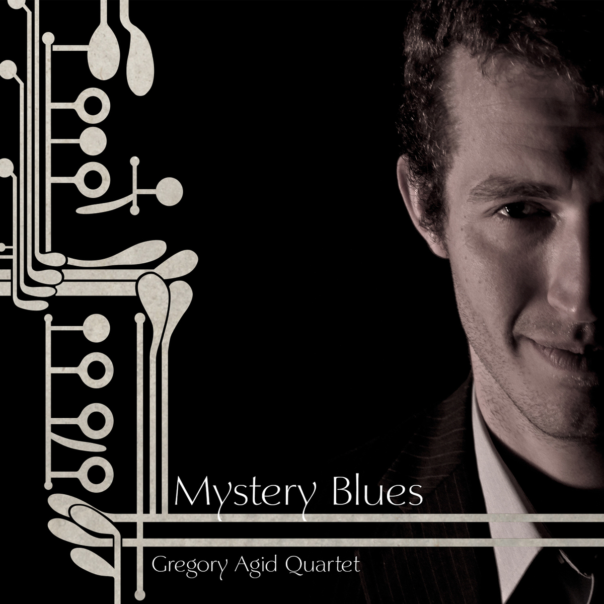 Gregory Agid Quartet  /  Mystery Blues