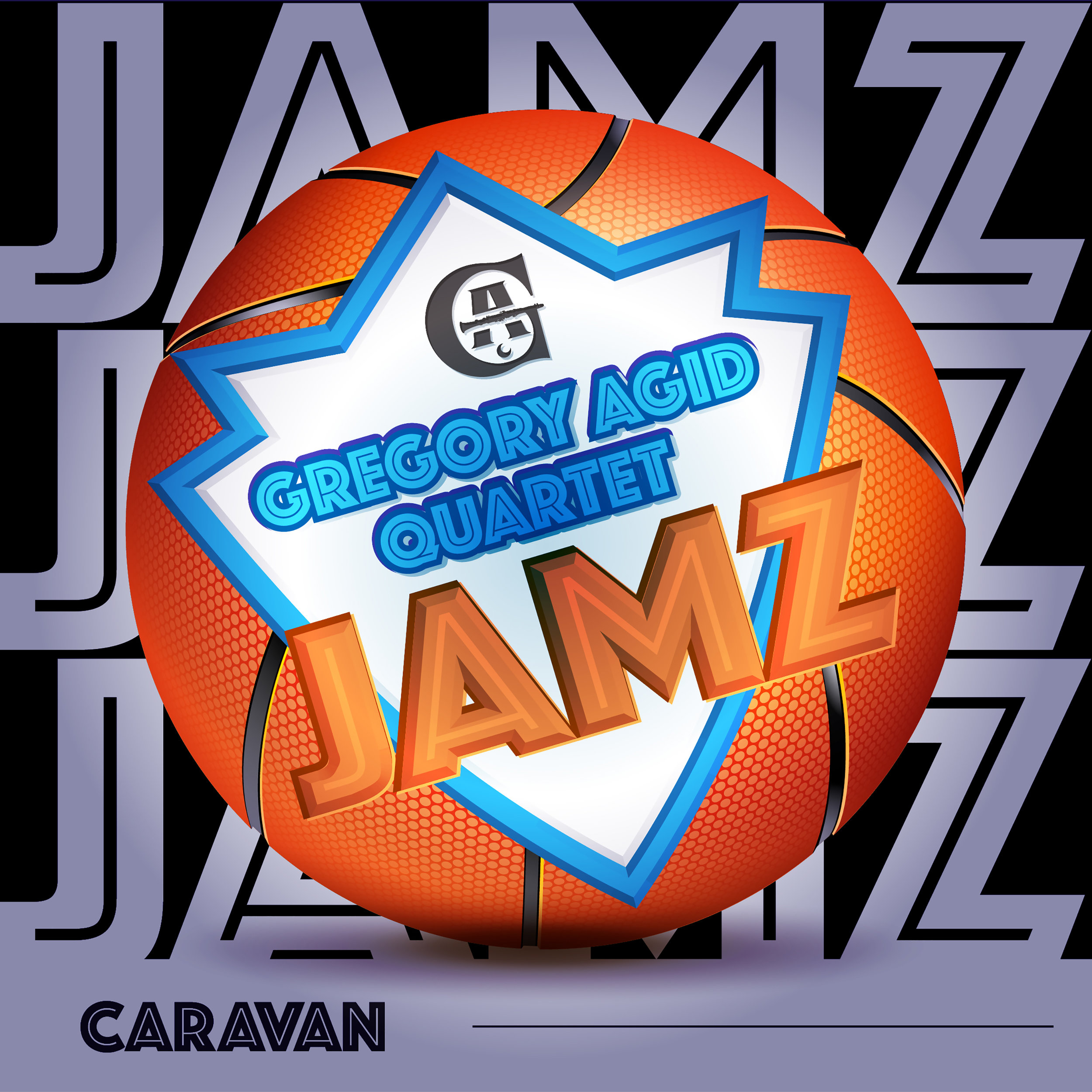 "Gregory Agid Quartet  - ""Caravan"" (single)"