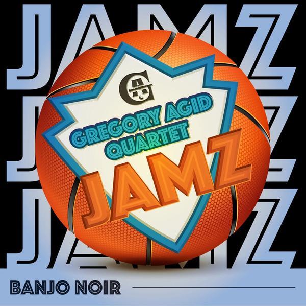 "Gregory Agid Quartet  - ""Banjo Noir"" (single)"