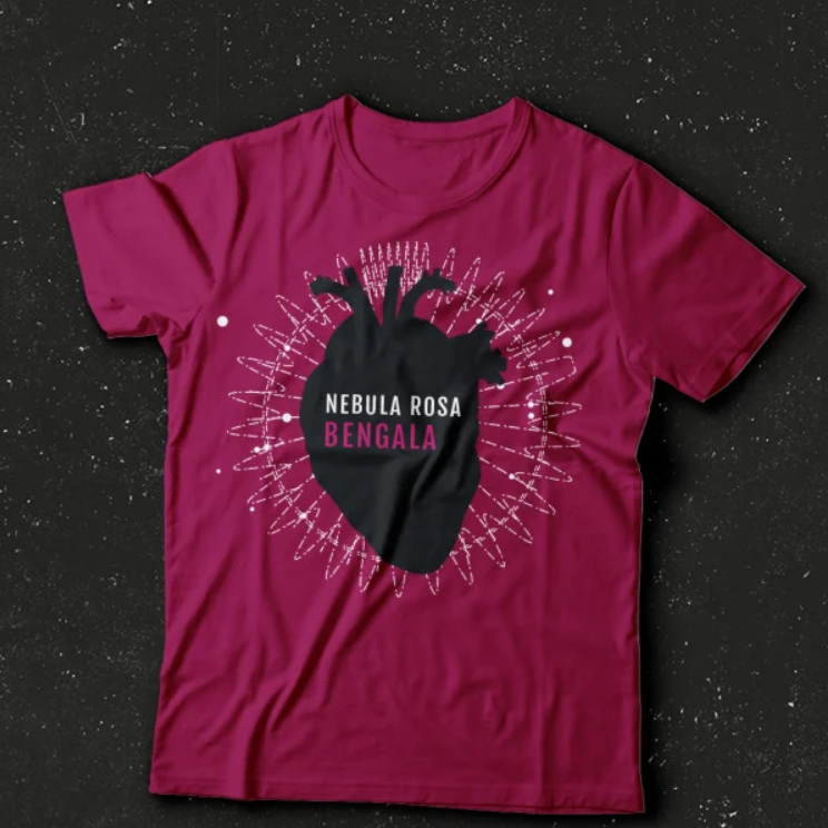 Nebula Rosa - T-shirt - Heart.jpg
