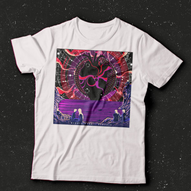 Nebula Rosa - T-shirt - Album cover.jpg