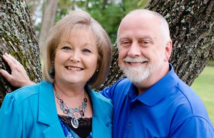 Rick & Elaine Brown  Associate Pastor for School Ministries
