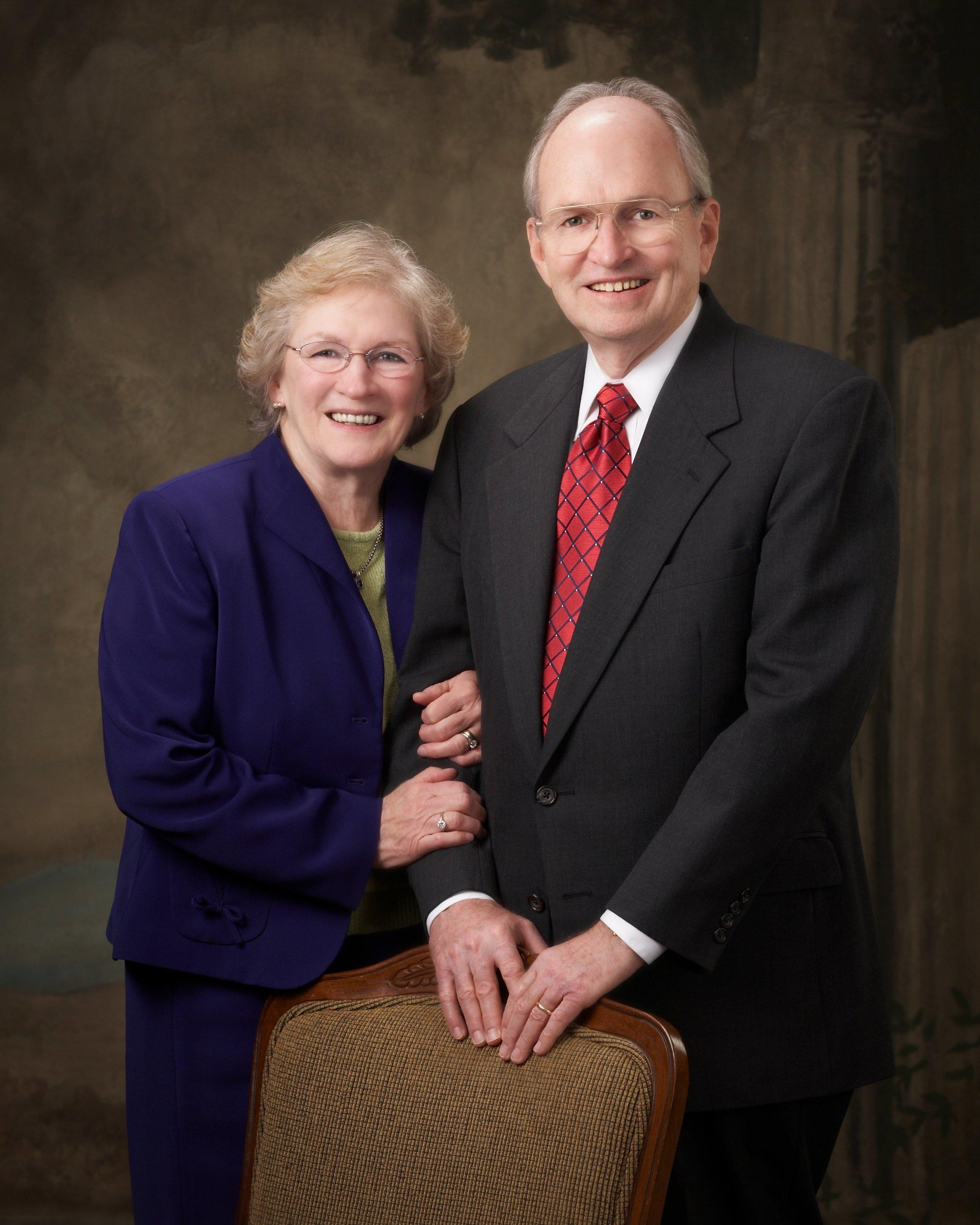 Robert & Amelia Alderman  Minister-at-Large