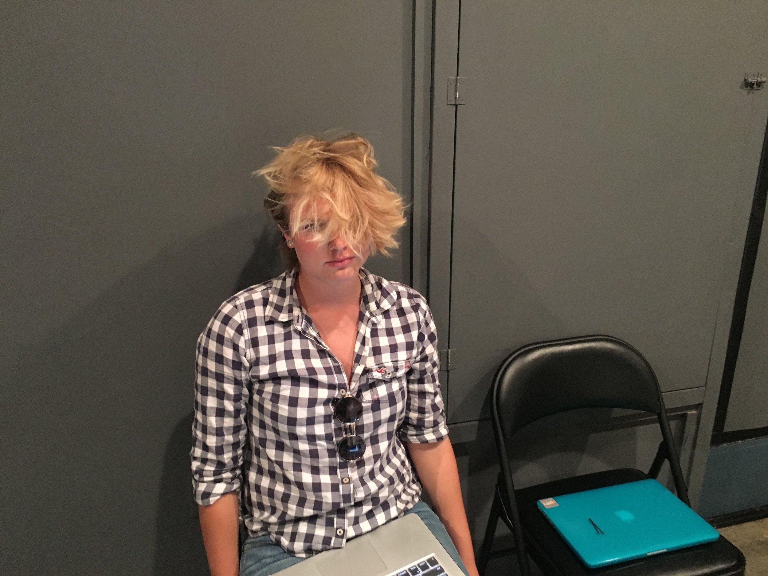 Writing Performing Kim Maxwell Studio