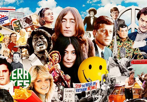 Baby Boomers (Born 1943-1964) Vietnam (and the Beatles)