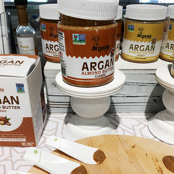Argania promises it pays a fair living wage for the production of its oils and butters.
