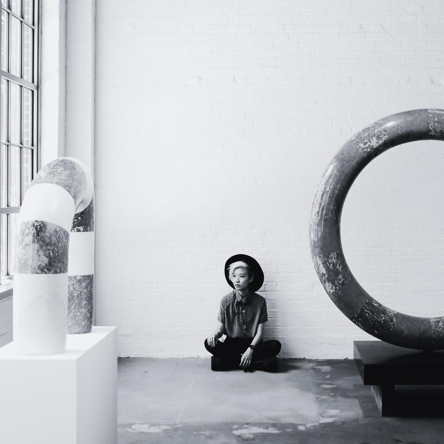 NOGUCHI MUSEUM | TRAVEL  June 2015
