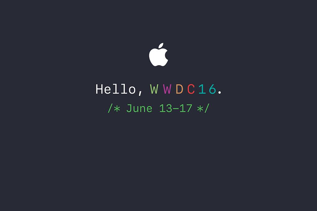 WWDC 2016 SCHOLARSHIP
