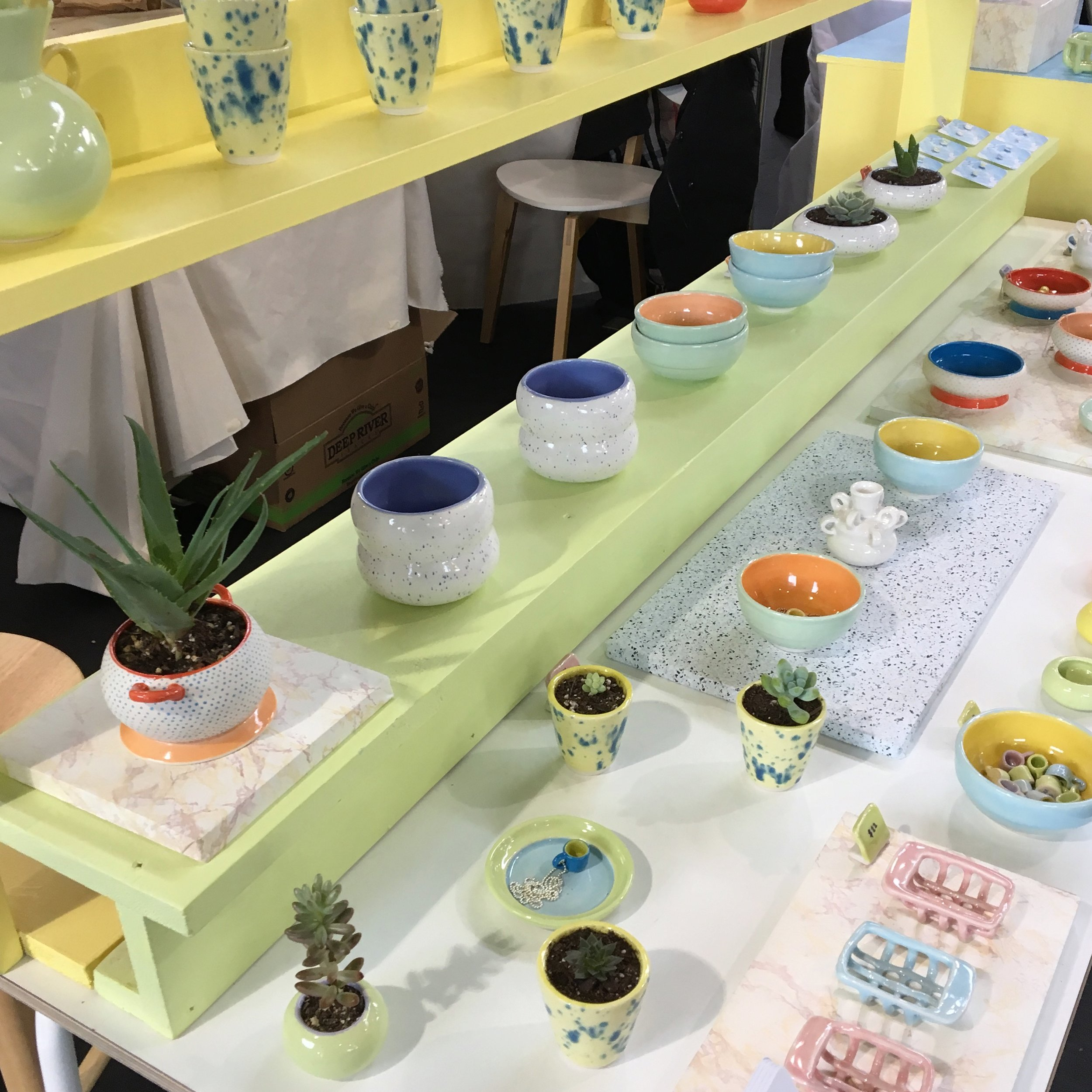 Renegade Craft Fair winter 2016