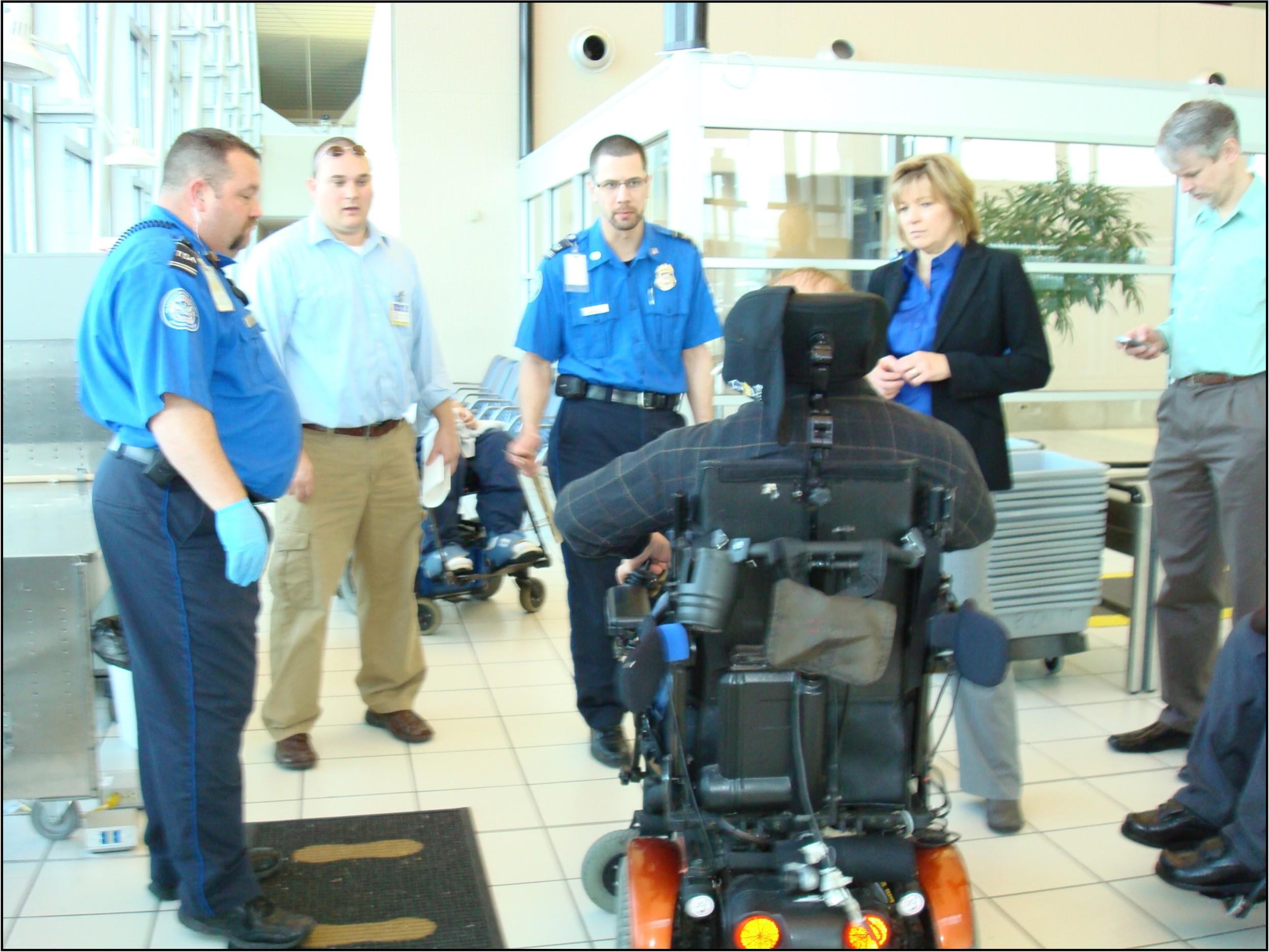 Disabled Veterans Dr Thomas Matt and Stan at airport.jpg