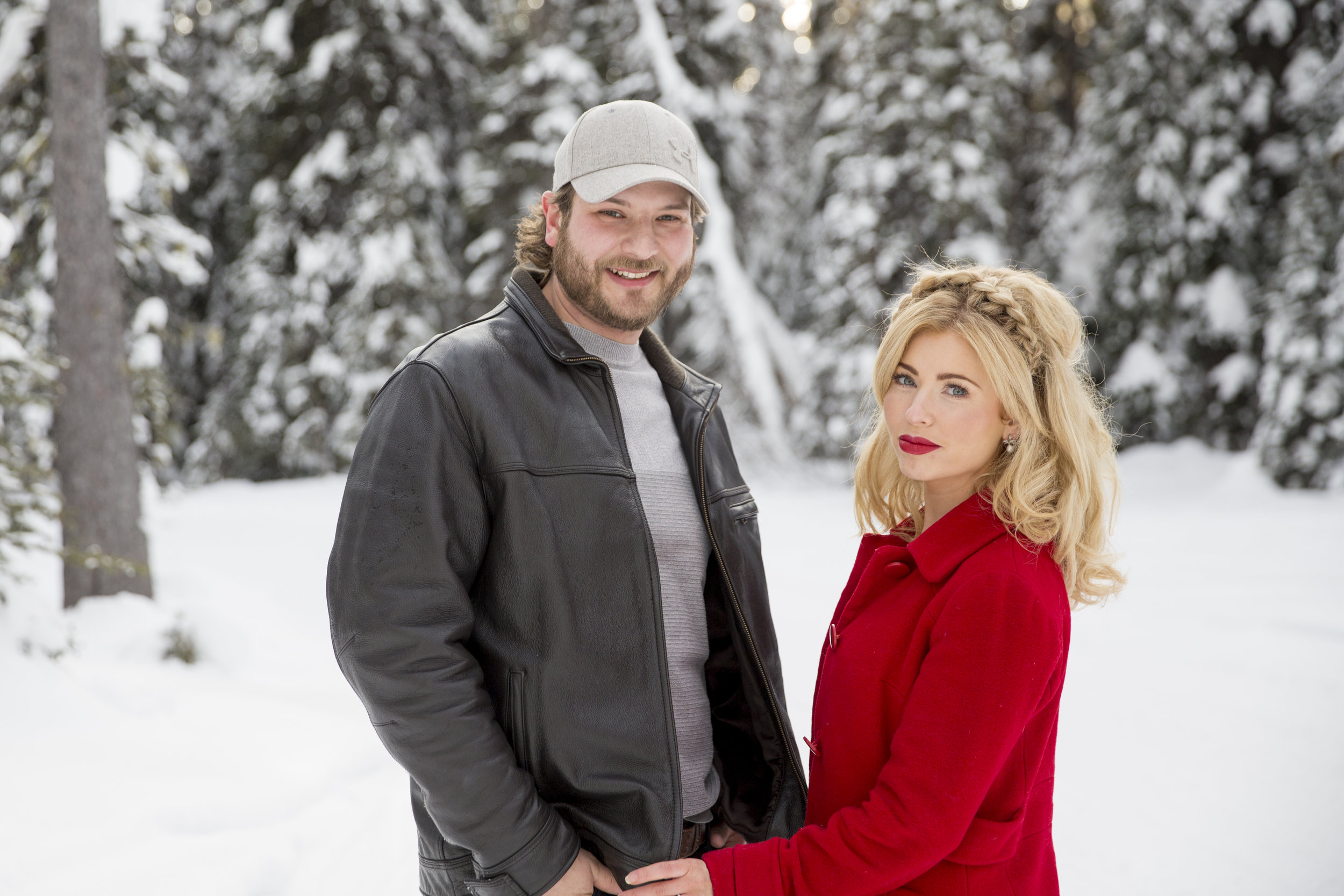 Engagement at Big White Ski Resort