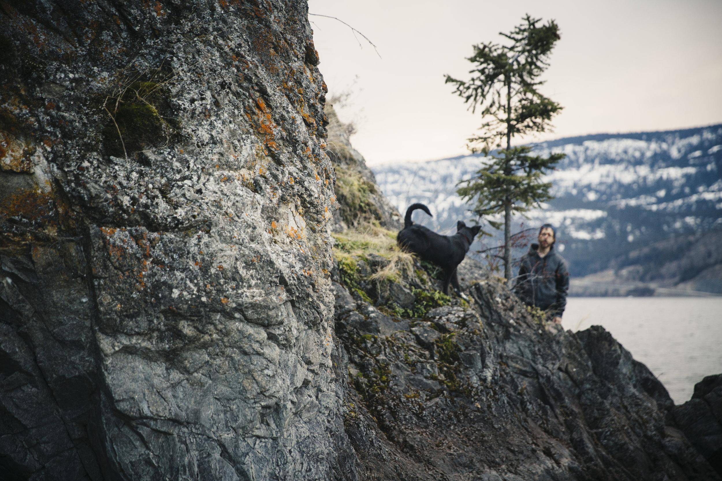 Kelowna Knox Mountain Photographer