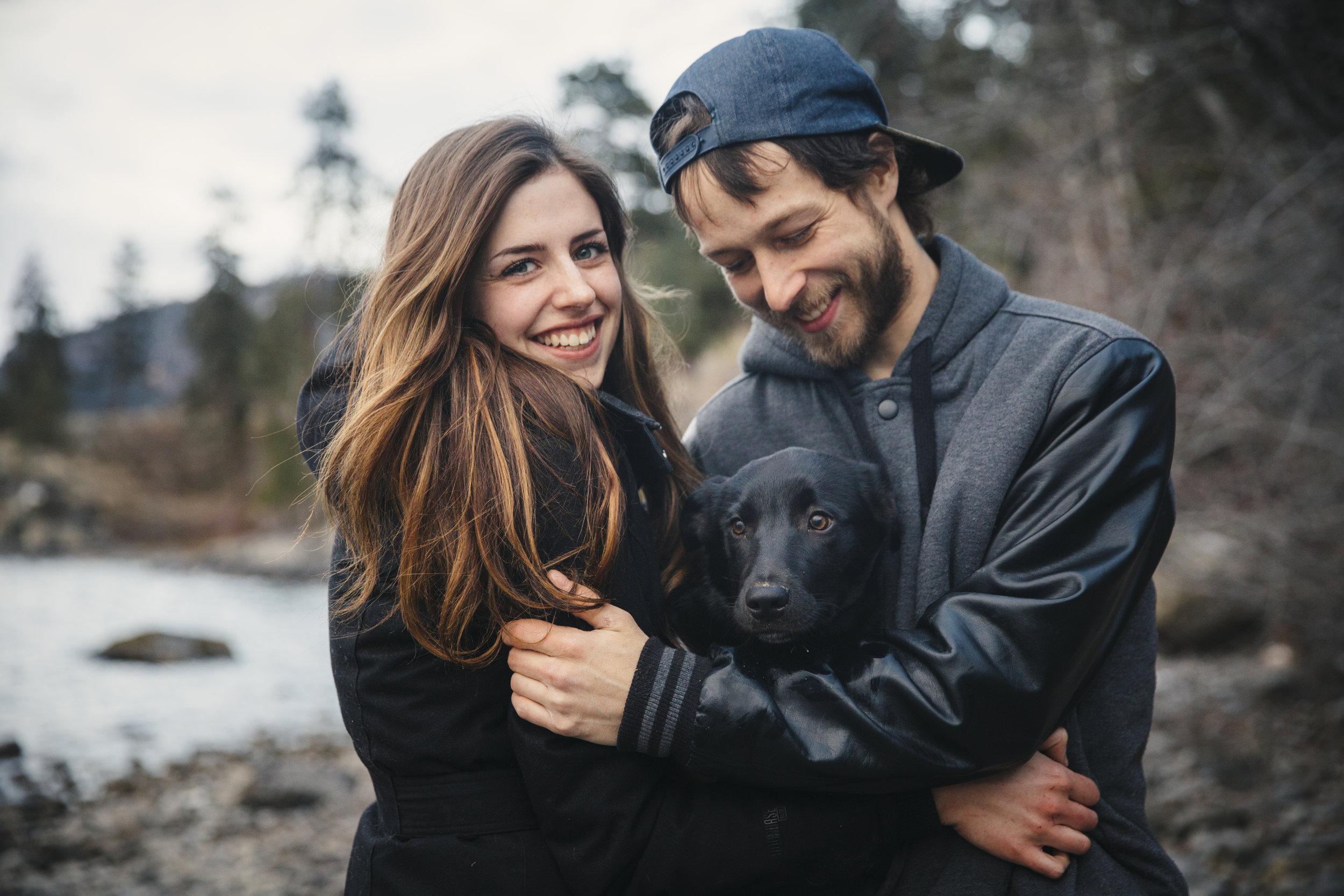 Kelowna Knox Mountain Pet Photographer