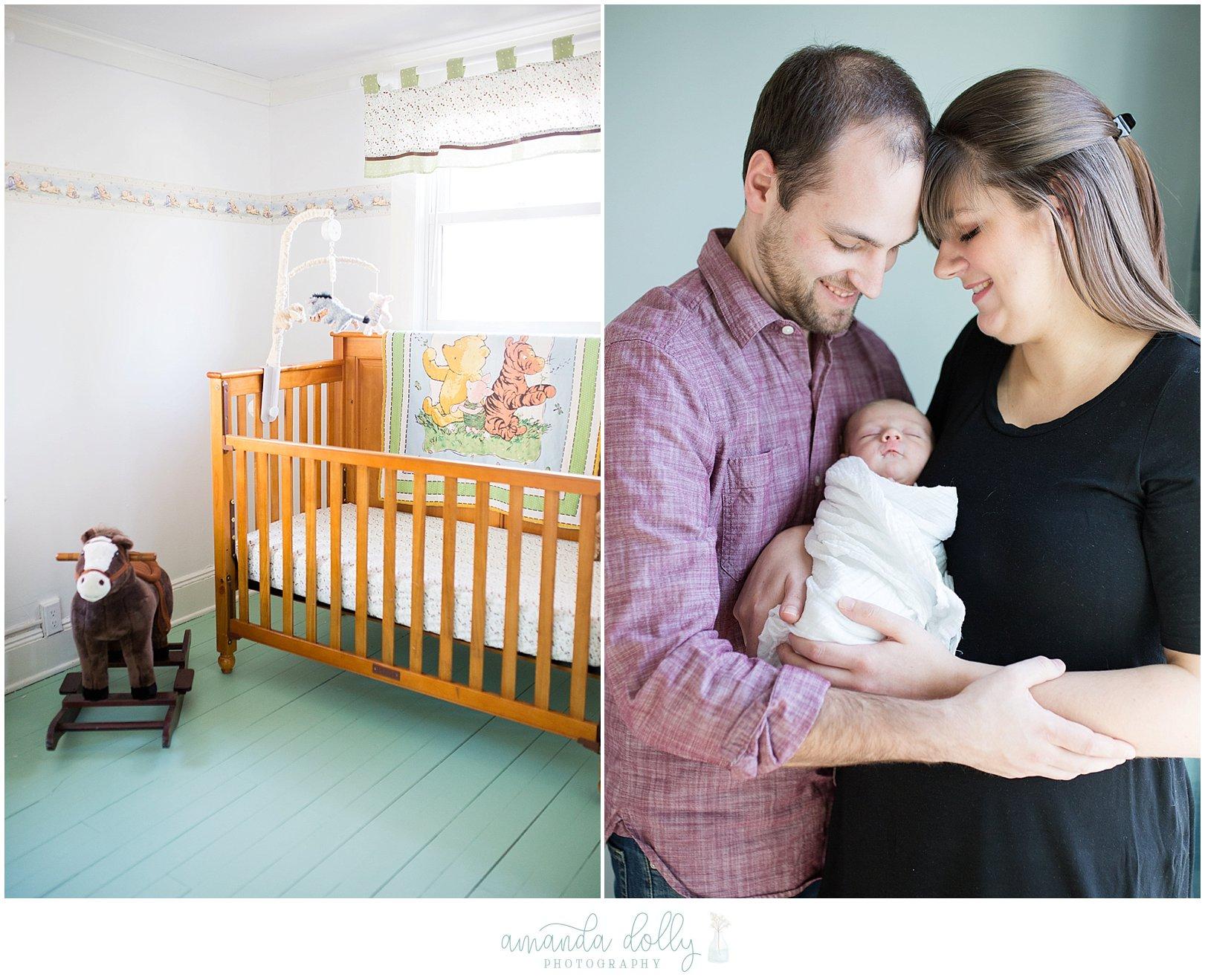 Keyport NJ Newborn Photography