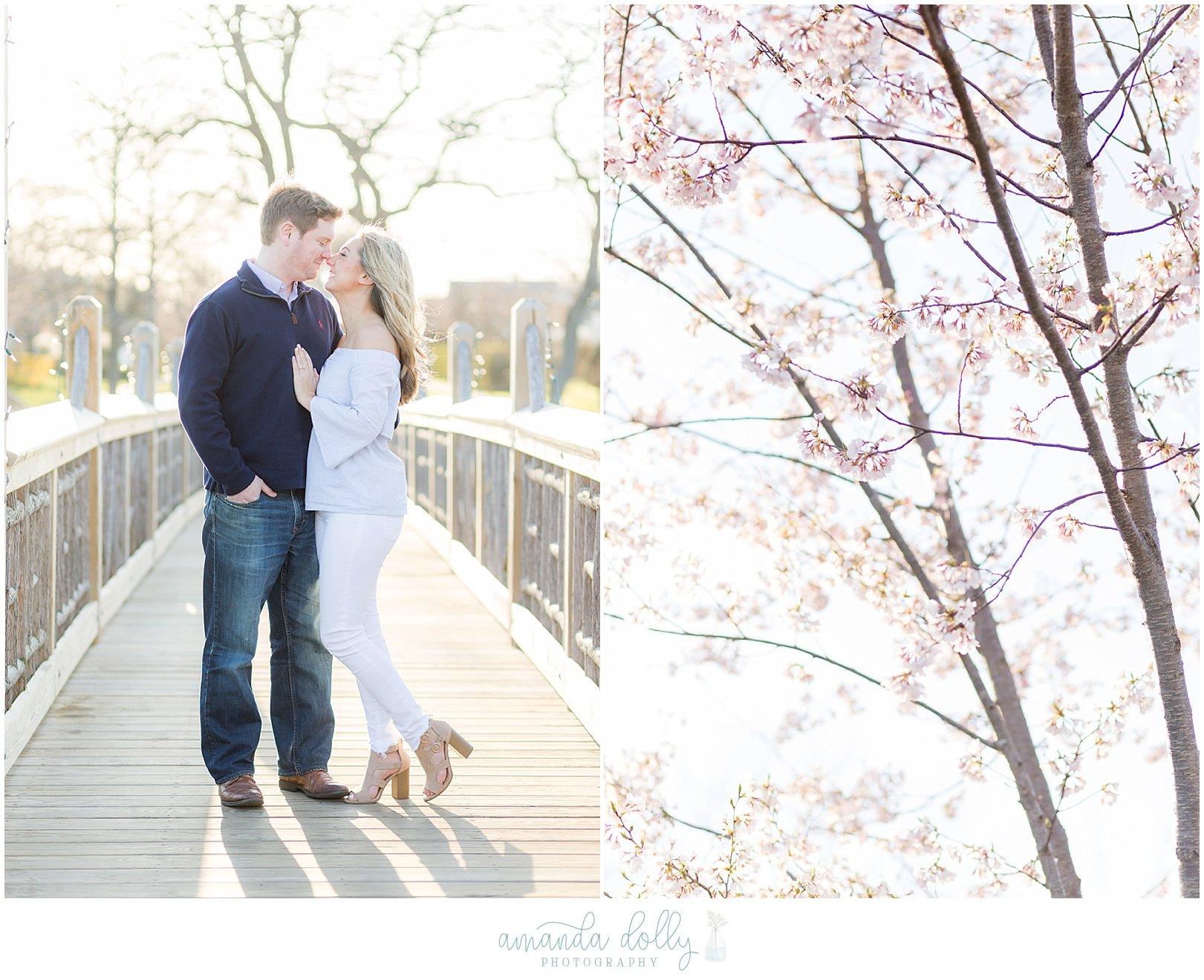Spring Lake NJ Engagement Photography