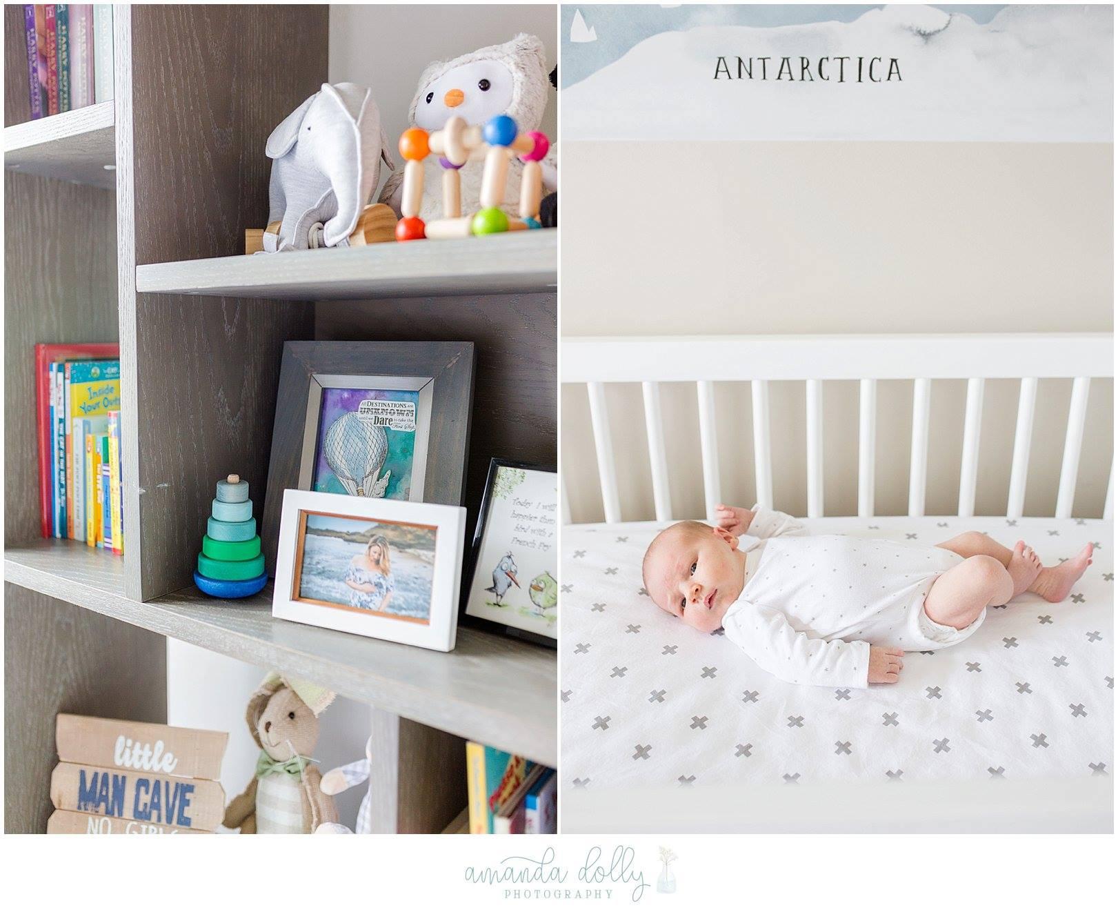Hoboken NJ Newborn Photography